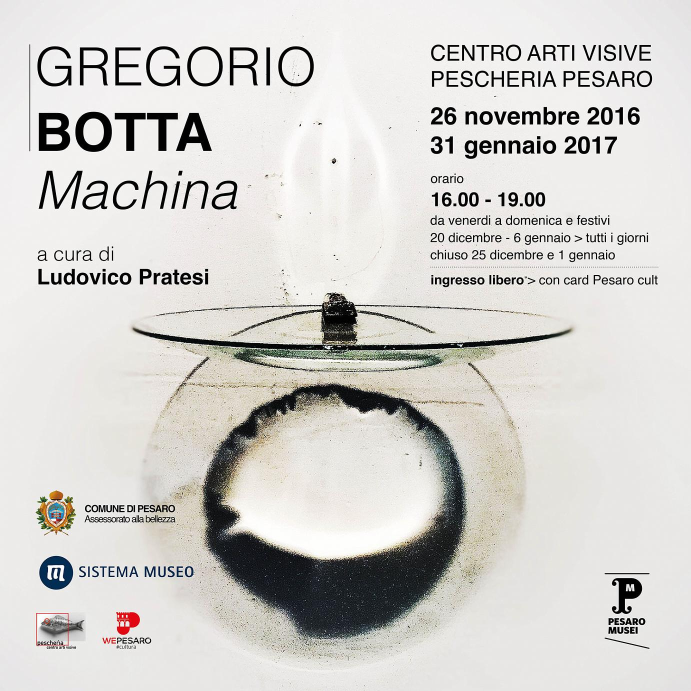 Gregorio Botta Machina2